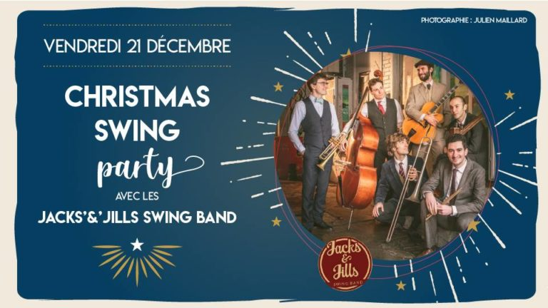 Christmas Swing Party 2018