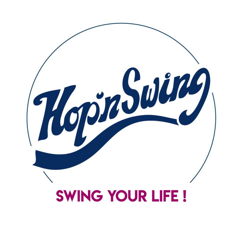 Logo Hop'n Swing