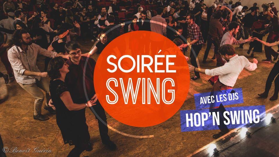 Soirée Swing 01/2018 DJs