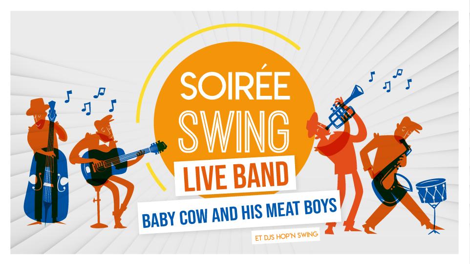 Soirée Swing 01/2019 Baby Cow