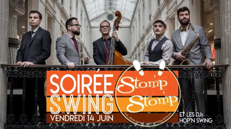 Soirée swing Stomp Stomp
