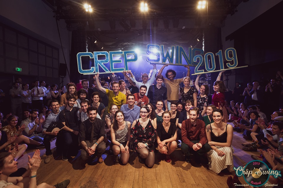 Asso, ambiance lindy hop