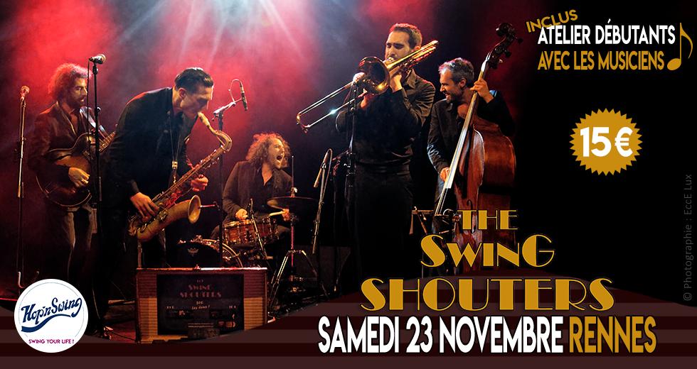 2019-11-23 Soirée Swing Shouters