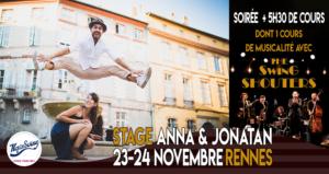 2019-11-23 Stage Anna et Jonatan