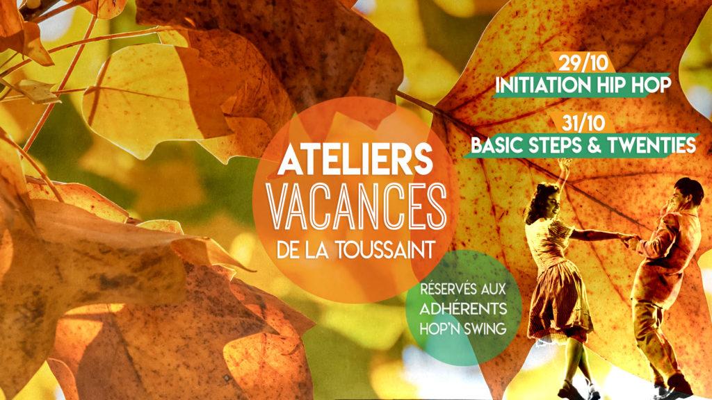 Ateliers Toussaint 2019