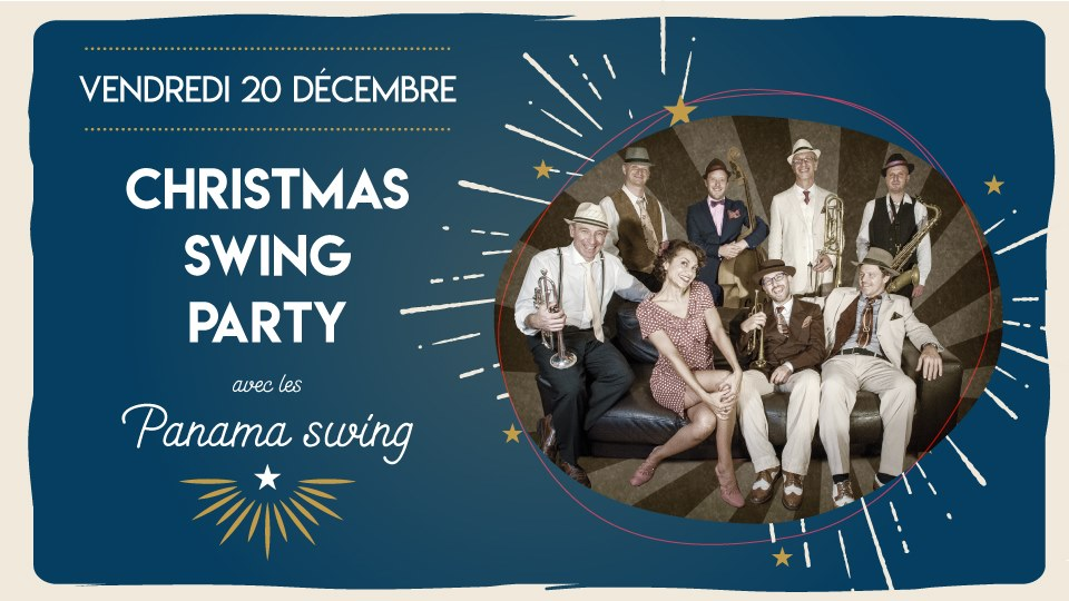 Christmas Swing Party 2019