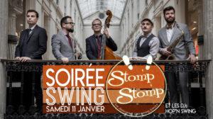 2020-01-11 Soirée swing Stomp Stomp