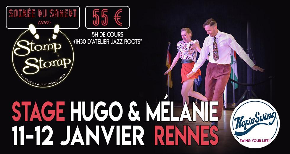 2020-01-11 Stage Hugo et Mélanie