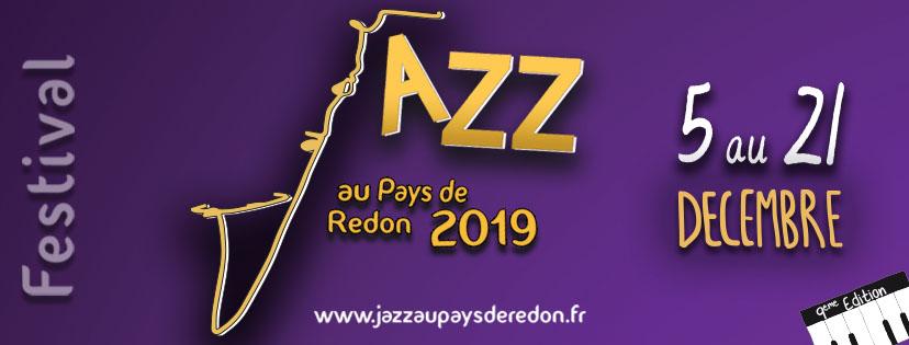Jazz au pays de Redon 2019