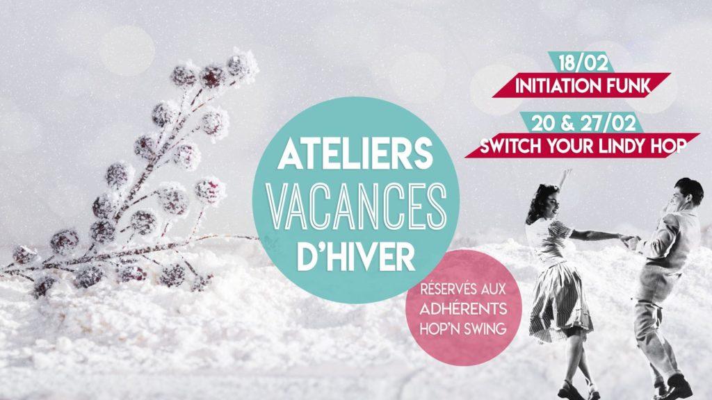 Ateliers hiver 2020
