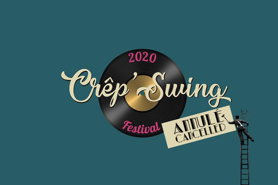 CSF 2020 annulé